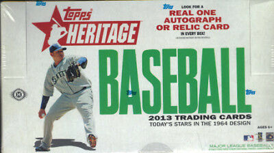 2013 Topps Heritage Baseball Complete Your Set Pick 25 Cards From List
