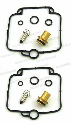 2X Carburetor Repair Rebuild Kit Mikuni BST 33 carburetors for BMW F650