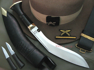 BSI Service No.1 Kukri - British standard Issue Khukuri- (Lifetime Warranty)