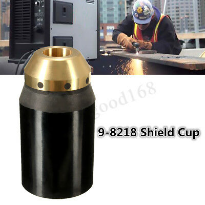 9-8218 Plasma Torch Shield Cup Cutting Part Kit For Thermal Dynamic SL60 & SL100