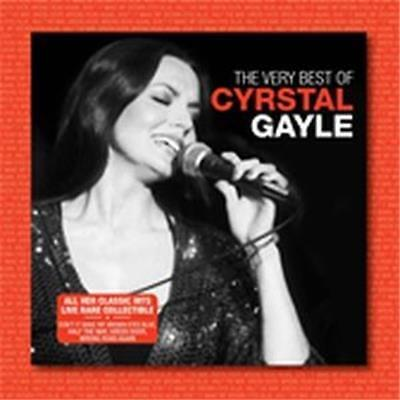 The Very Best Of Crystal Gayle (Live) [Brand New] Cd