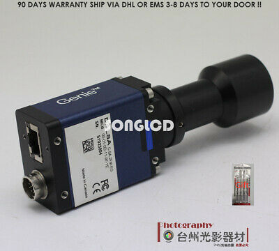 CCD CAMERA DALSA C-SA-2FM-EG CR-GM00-M1600  (90 days warranty VIA DHL)