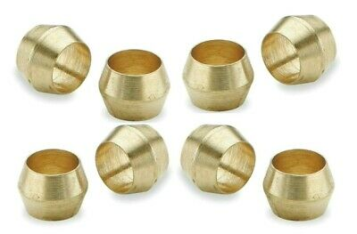 Brass Olives. 4mm. Compression. Pipe fitting. Pack of 5. *Top Quality!