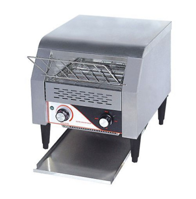 Commercial Electric Conveyor Toaster Kitchen Cafe Hotel Buffet 150 slices p/hour
