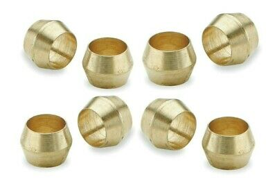 Brass Olives. 12mm. Compression. Pipe fitting. Pack of 5. *Top Quality!