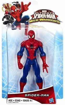 Ultimate Spider-Man Action Figures 15 Cm Marvel Web-Warriors Personaggio Hasbro