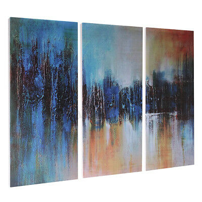 3Pcs 60x30cm Abstract Art Oil Painting Canvas Print Wall Picture Home Room