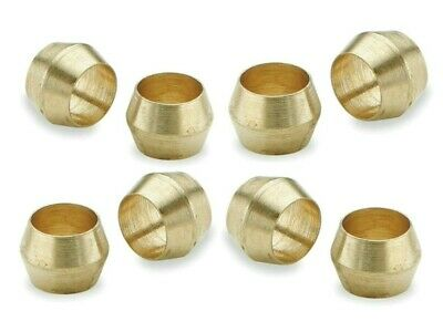 Brass Olives. 5/32 Inches. Compression. Pipe fitting. Pack of 5. *Top Quality!