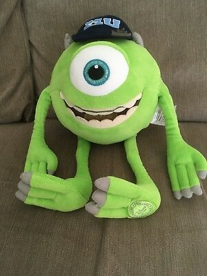 """Disney Store Monsters University Mike Soft Toy Plush 12"""" Approx"""