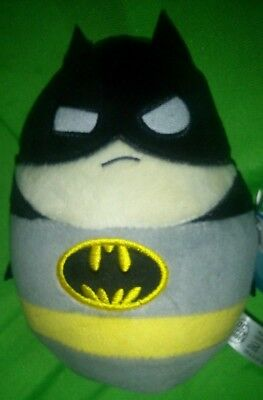Brand New Exclusive Adorable Cute Batman Dc Egg Limited Edition 7Inch Plush