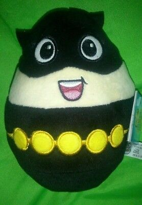 Brand New Exclusive Adorable Cute Catwoman Dc Egg Limited Edition 7Inch Plush