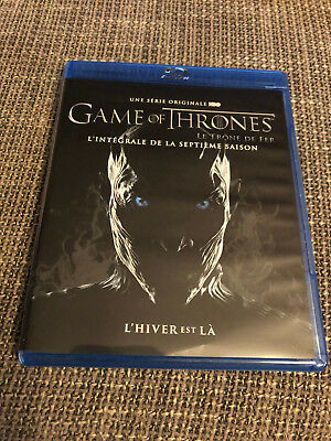 Game of Thrones Staffel / Season 7 deutsch Blu Ray NEU  nur ohne folie
