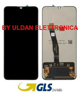 Lcd Display Huawei Honor 10 Lite Hry-Al00 Hry-Tl00 Hry-Lx1 Per Touch Screen Nero