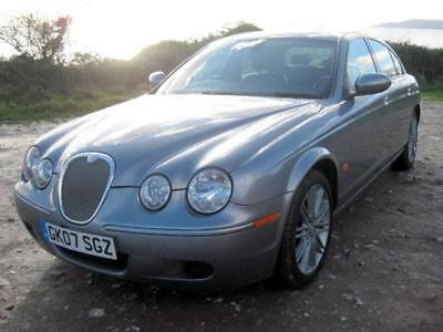 2007 (07) Jaguar S-Type SE TD, 2720cc Diesel, 6 Speed Manual, 4 Door Saloon Car