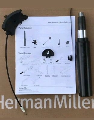 Herman miller Aeron chair Pneumatic Cylinder New OEM Part # 1B65LR