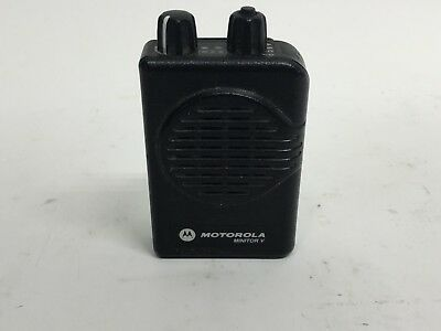 Motorola Minitor V Two-Tone Voice Pager