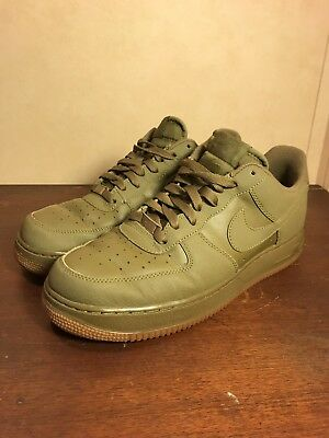 NIKE AIR FORCE 1 82' Low Palm Green CamoCamouflage 306353