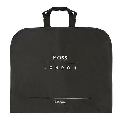 Moss London Waterproof Luxury Men Travel Suit Clothes Carrier Cover Garment Bags