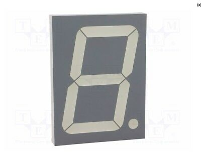 KINGBRIGHT ELECTRONIC Led display 100mm SINGLE-DIGIT DISPLAY 3 in pack