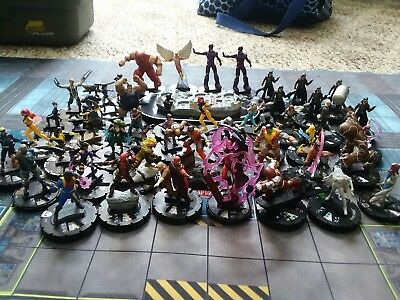 Heroclix X-Men Lot, Super Rares and Limited Editions. Magneto GSX #053 and more