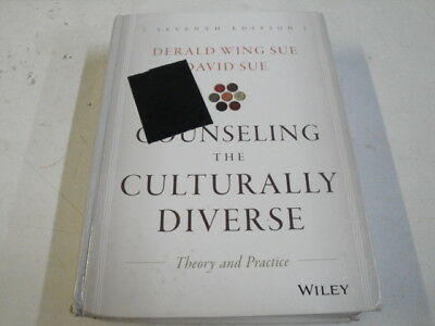 B4021 Counseling the Culturally Diverse : Theory and Practice, Seventh Edition