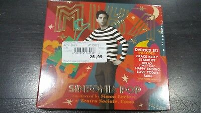 Mika - Sinfonia Pop (Deluxe Edition 2 Cd + 1 Dvd Sigillato)