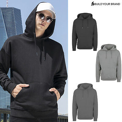 Build Your Brand Hoodie Oversize Hoody Sweat Shirt Herren S