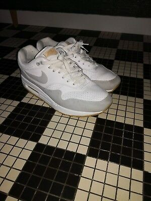 best service 02786 85cd6 Air Max 1 Blanc   Taille 43
