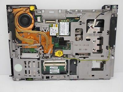 IBM thinkpad lenovo T60 barebones Motherboard 41W6424  LCD lot parts repair