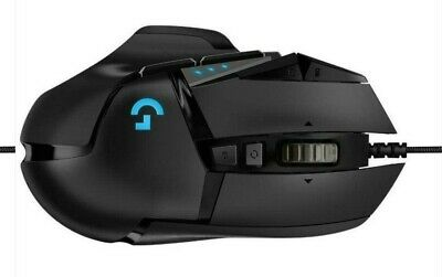 905fa6ffcde LOGITECH G502 HERO High Performance Gaming Mouse (910-005469 ...