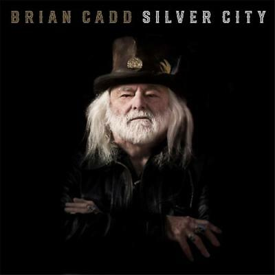 Brian Cadd Silver City CD NEW unsealed