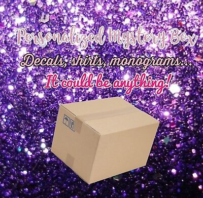 Mysteries Personalized Box