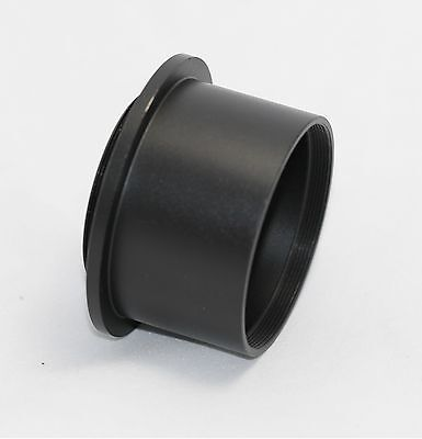 "Telescope Eyepiece Adapter 2"" T T2 Mount Adapter with Thread to accept 2"" filter"
