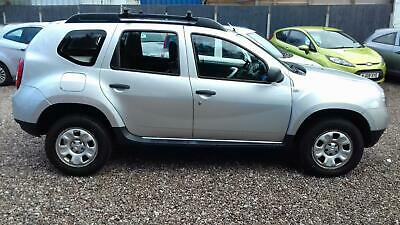 2013 Dacia Duster 1.5dCi 110 ( 107bhp ) Ambiance 56mpg , £110py tax