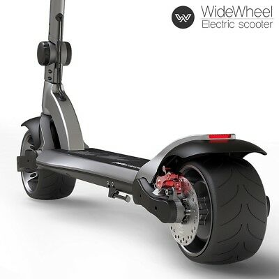 WideWheel XR1 Electric Adult Scooter  High Quality Product