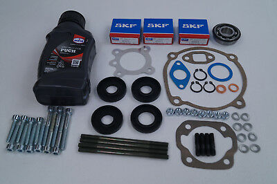 Puch Maxi N S E50 Motor Revision Set Dichtung Simmering Lager Schraube Automatik