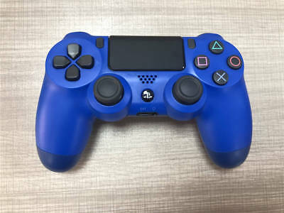 Sony PlayStation 4 Controller Wave Blue Dualshock 4 CUH-ZCT2J12 PS4