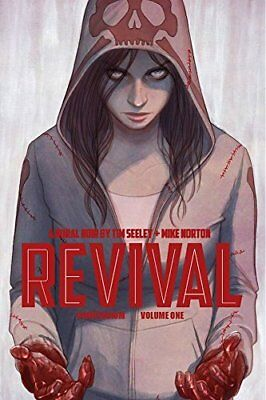Revival Deluxe Collection Volume 1 by Tim Seeley New Hardback Book