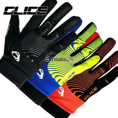 2020 Clice Zone TR Pro Trials Offroad Gloves Motorcycle-Bike-Enduro