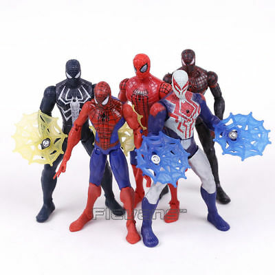 Figuras Set Marvel Spiderman 3 Figures CxBdshQotr