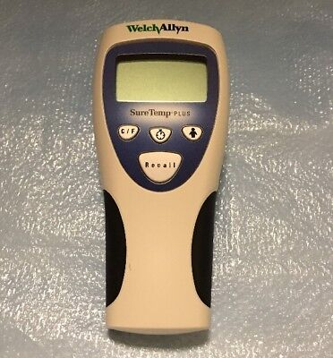 Welch Allyn 01692-200 SureTemp Thermometer System - box of 1