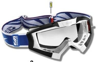 BMW Motorrad GS Enduro Goggles. One Size. RRP £75. **FREE P&P**
