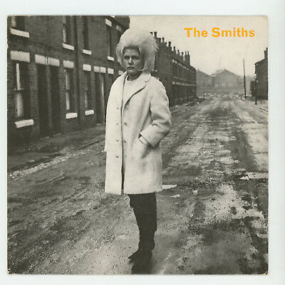 "The SMITHS : Heaven Knows I'm Miserable Now - 7"" UK 1984 - Rough Trade"