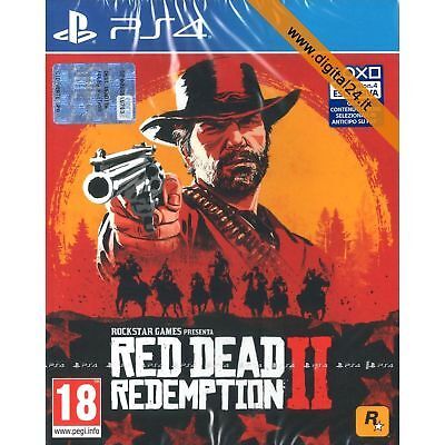 Red Dead Redemption 2 - PlayStation 4 [ITA]