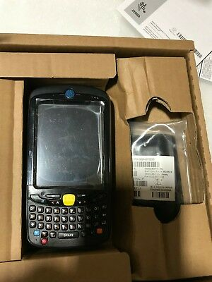 Zebra MC55E0-PM0S3QQA9US MC55XL Handheld Mobile Terminal w/USB Cradle