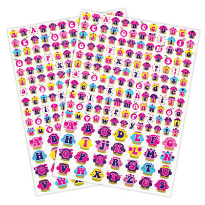 Puppy Dog Stickers childrens card making decoration labels for kids 4340