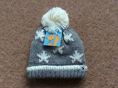 Joules Hat BNWT Ages 0-6, 6-12 And 12-24 Months available