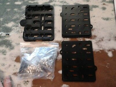 Kolpin 26300 Gearlock & Load Braket System Kit New