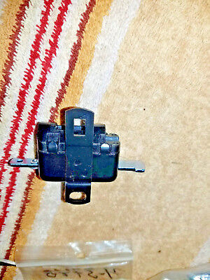 Triumph Bsa Norton Rear Wheel Fender Tail Light Lucas 22B Brake Switch 31437