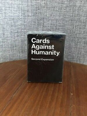 Cards Against Humanity Second Expansion - Brand New!